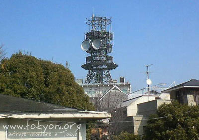 tokyoni sanpo shimasu