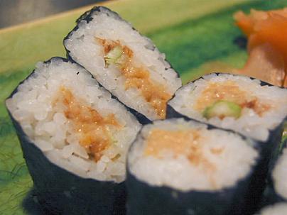 les bons sushis!!